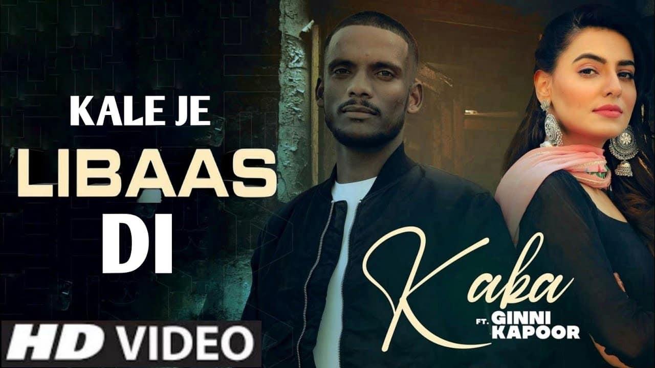 Libaas Lyrics In Hindi (2020) - Kaka