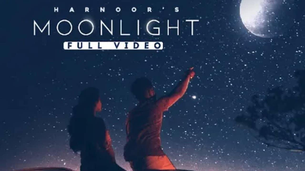 Moonlight Lyrics In Hindi (2020) - Harnoor