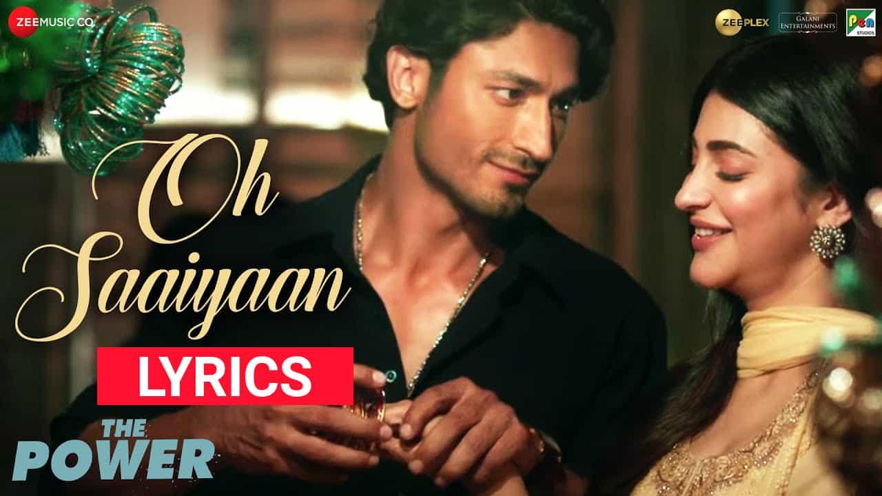 Oh Saaiyaan Lyrics In Hindi (2021) – Arijit Singh & Raj Pandit