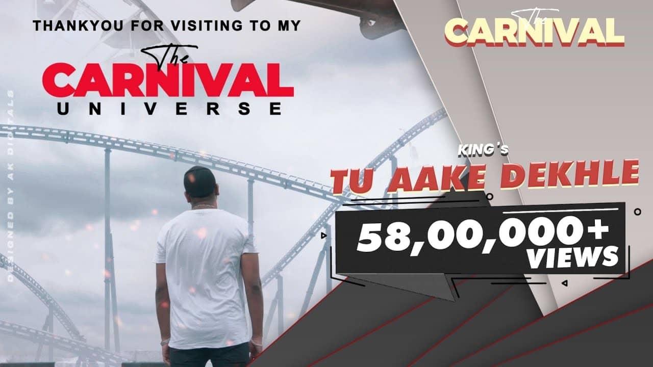 Tu Aake Dekh Le Lyrics In Hindi (2020) - King