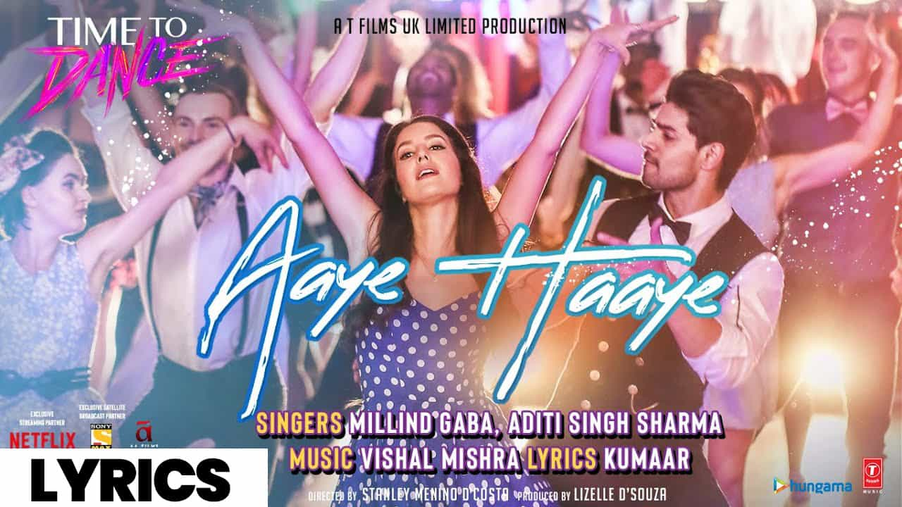 आये हाय Aaye Haaye Lyrics In Hindi (2021) – Millind Gaba