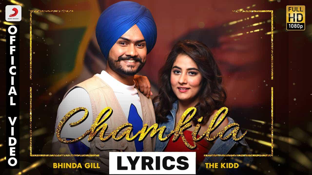 Chamkila Lyrics In Hindi 2021 Himmat Sandhu