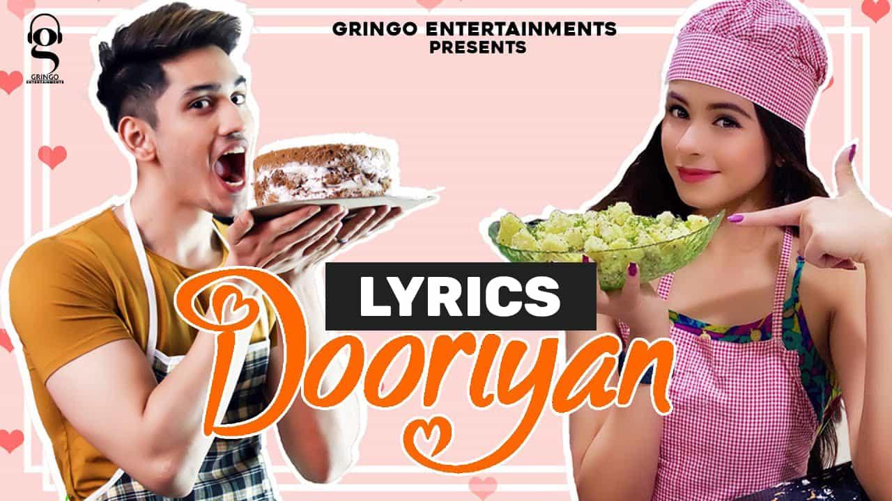 दूरियाँ Dooriyan Lyrics In Hindi (2021) - Surya