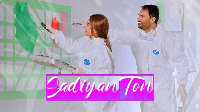 Sadiyan Ton Song Lyrics in Hindi - Amrinder Gill