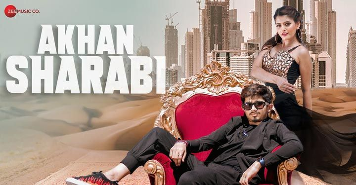 Akhan Sharabi Lyrics in Hindi - Mika Singh